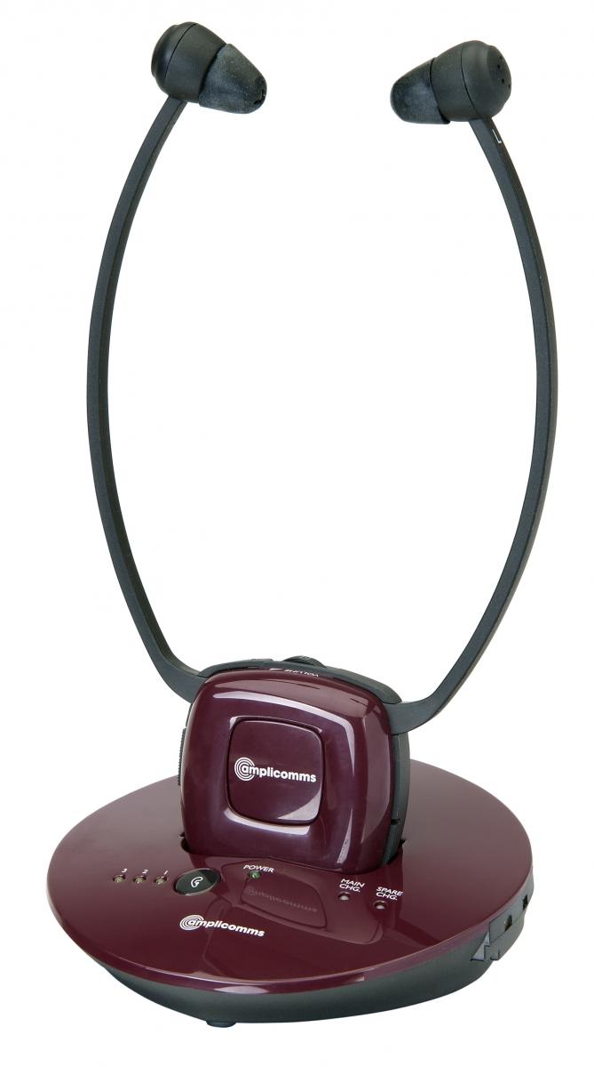 casque audio tele pour malentendant