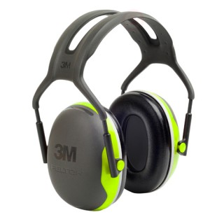 Casque anti bruit Peltor X4 / Casques anti-bruits
